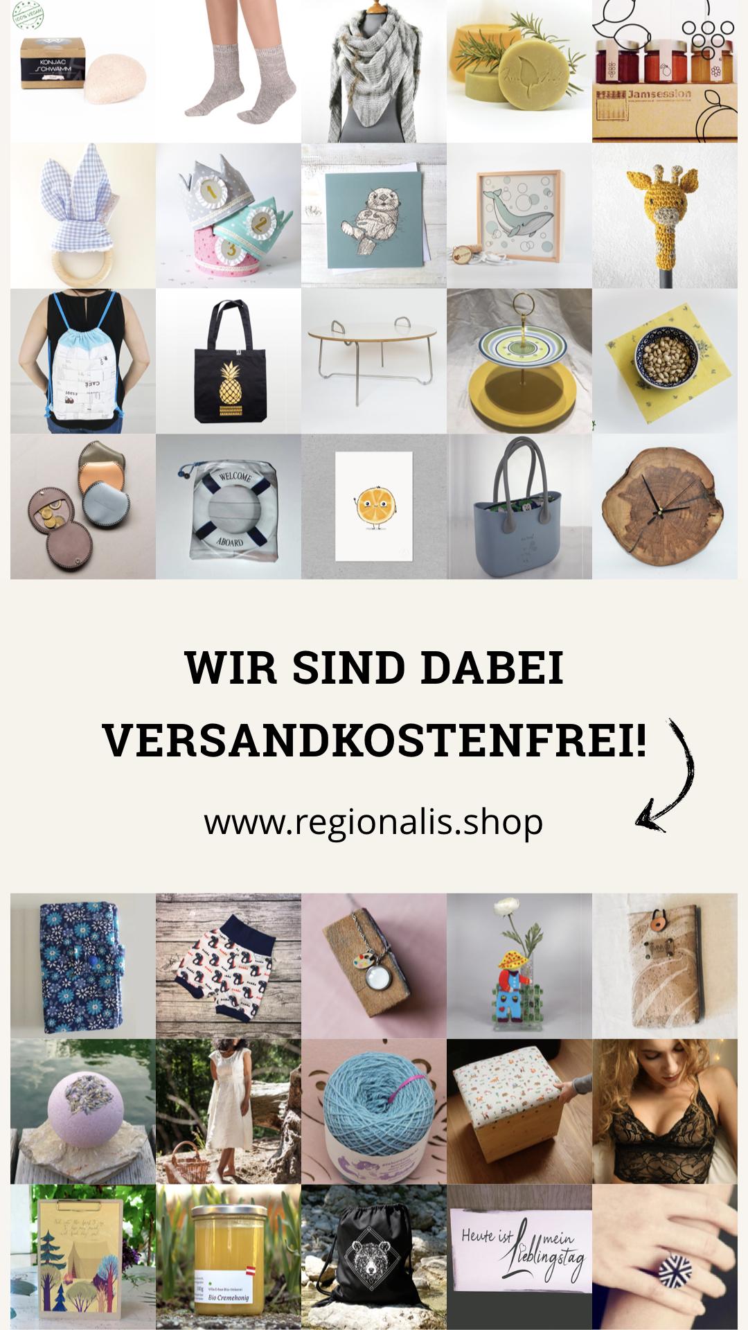 Regionalis Shop - versandkostenfrei!