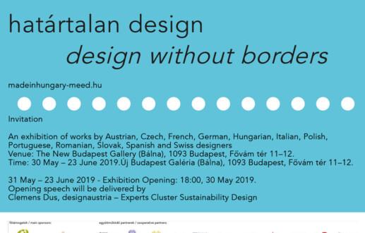 nachhaltiges design salzburg ausstellungen design without borders 2019