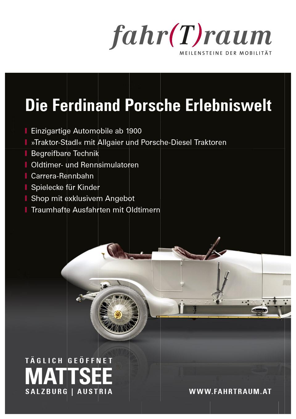 nachhaltiges grafik design salzburg 1410 fahrTraum Plakat Messe
