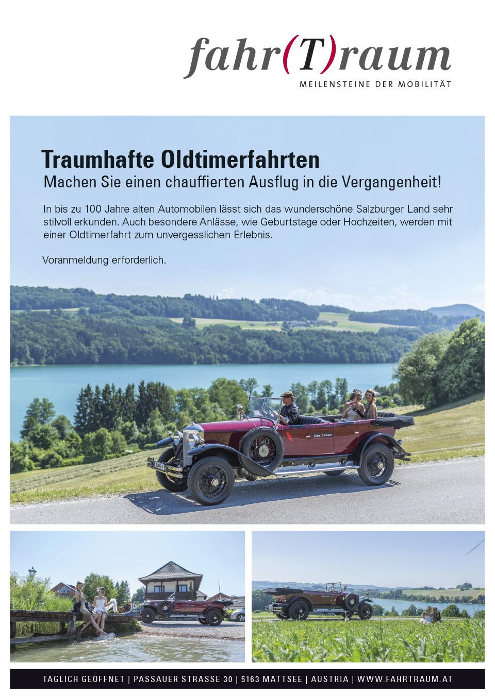 nachhaltiges grafik design salzburg 1410 fahrTraum ausfahrten