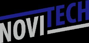 nachhaltiges grafik design salzburg Novitech Logo neu