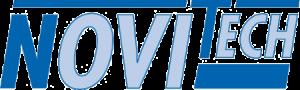 nachhaltiges grafik design salzburg Novitech Logo alt