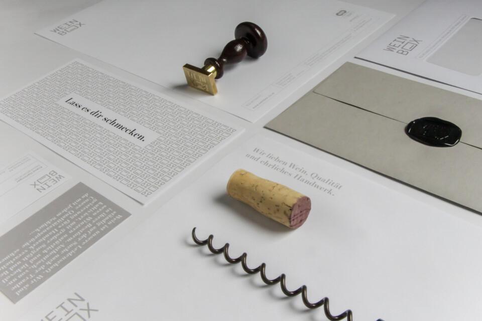 nachhaltiges design studio grafik design salzburg weinbox mattsee branding