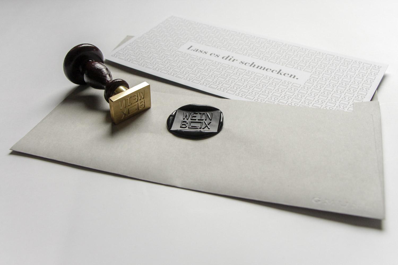 nachhaltiges grafik design salzburg weinbox mattsee branding