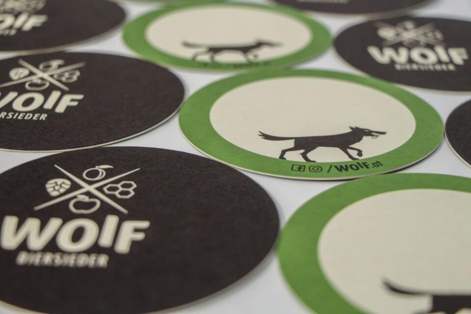 nachhaltiges grafik design salzburg woif bierdeckel