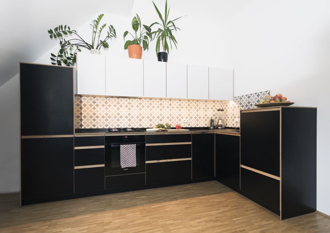nachhaltiges interior design salzburg kueche papillon