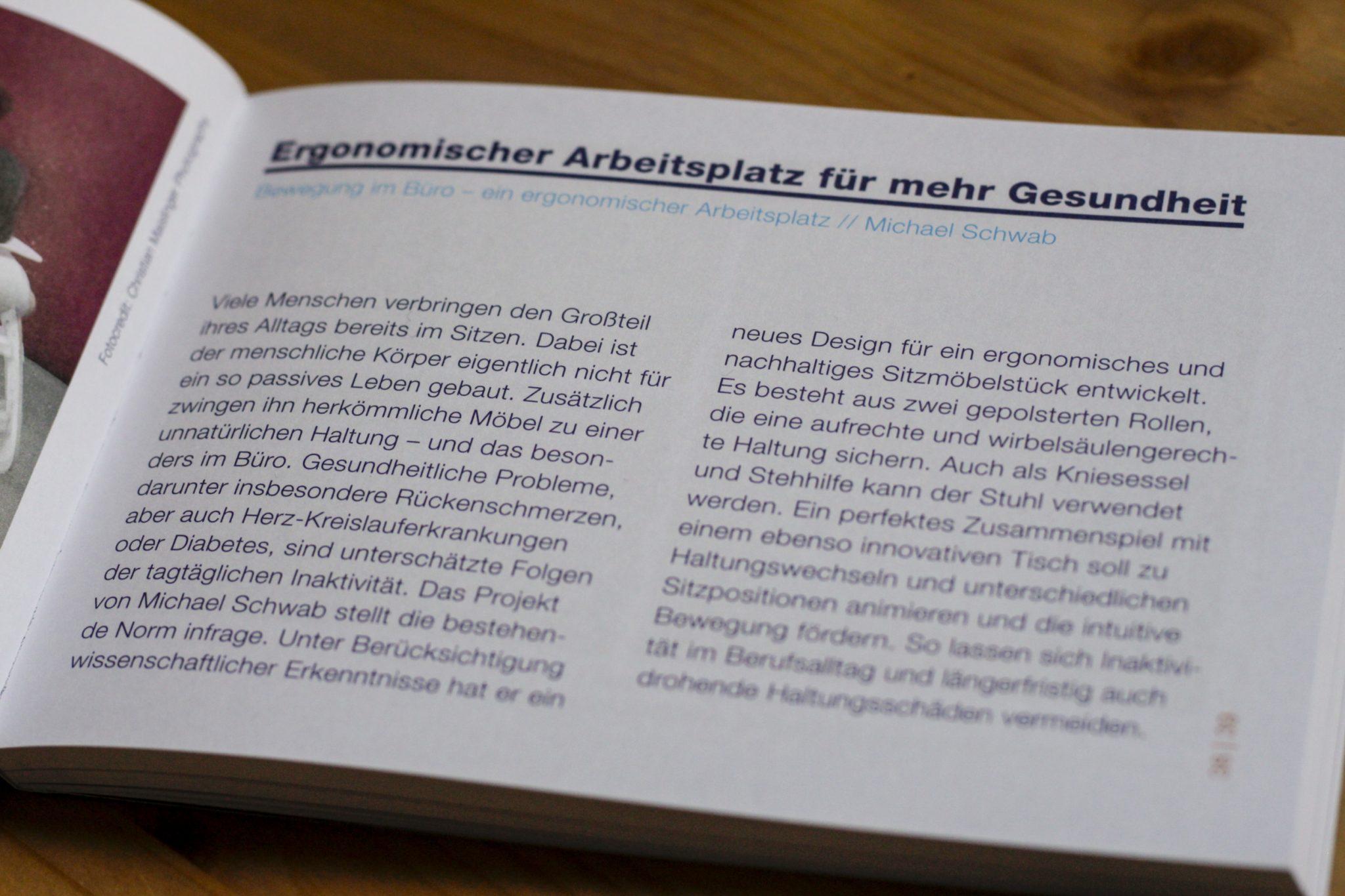 nachhaltiges moebel design salzburg ergonomischer arbeitsplatz aws