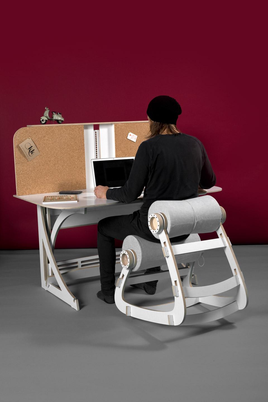 nachhaltiges moebel design salzburg ergonomischer arbeitsplatz home office