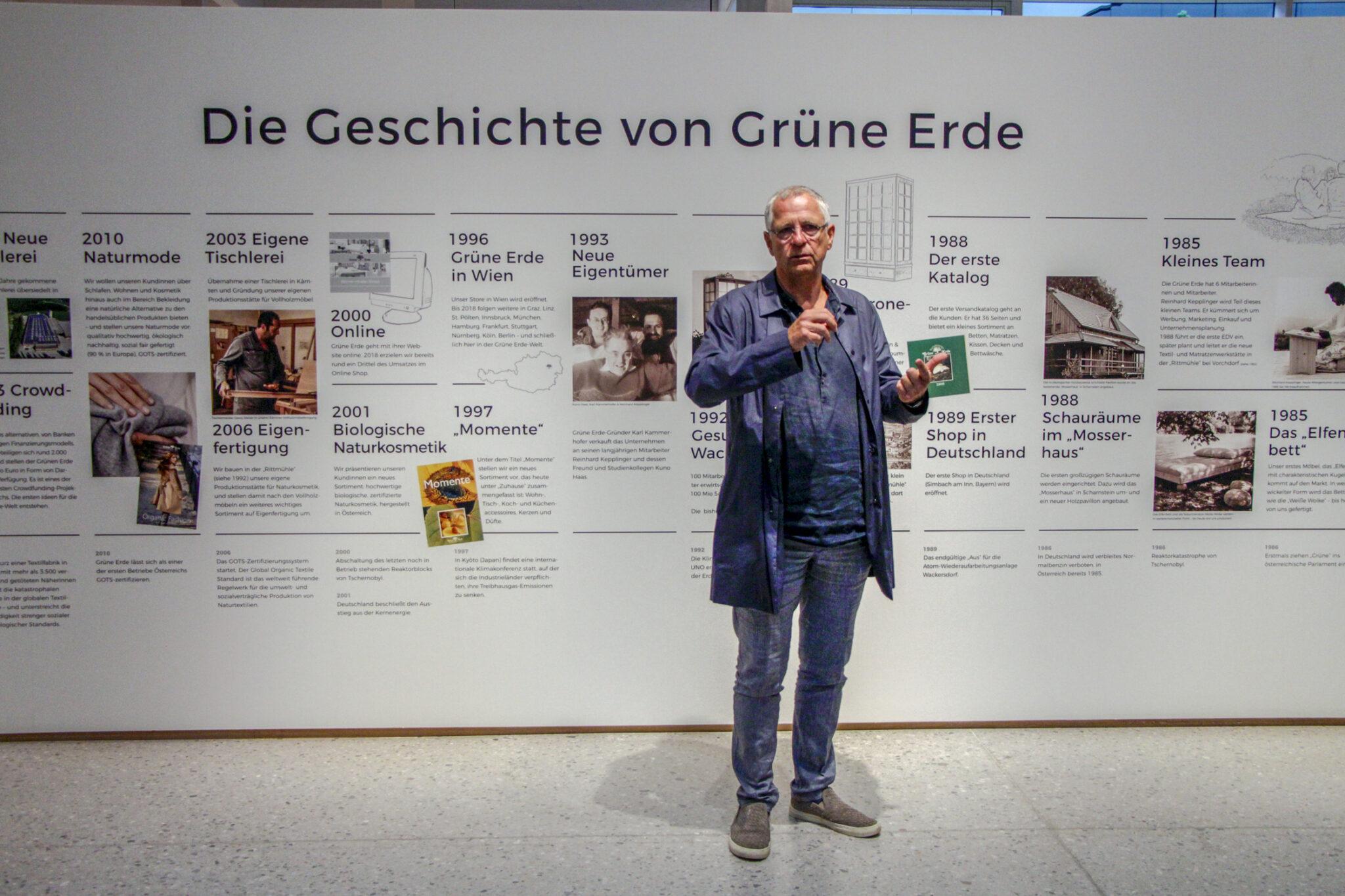 nachhaltiges moebel design salzburg gruene erde welt blogger besuch