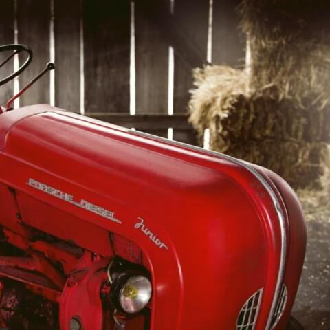 fahr(T)raum Traktor-Stadl