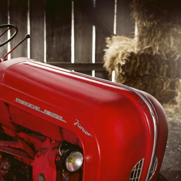 Traktor-Stadl